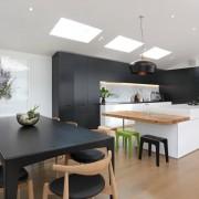 Матовая кухня модерн