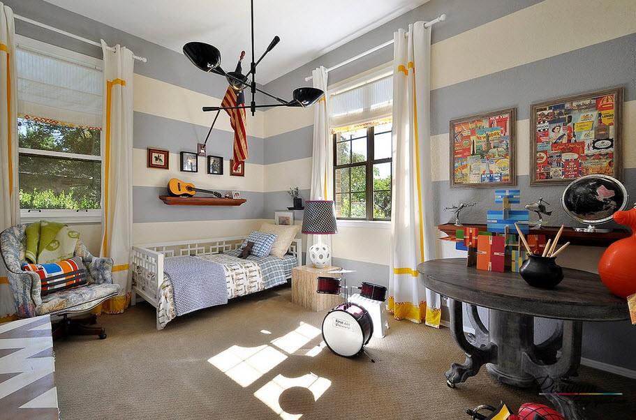 Красно-черная кухня: фото реальных интерьеров