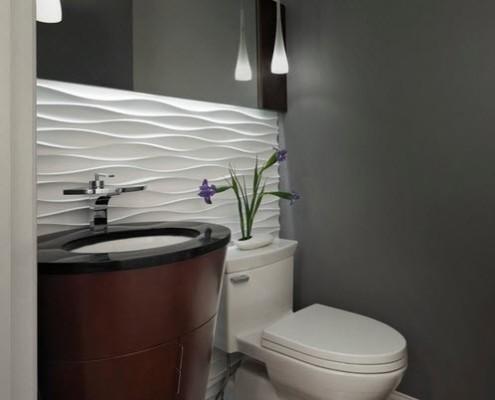 Искусственная иллюминация из подвесных светильников