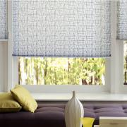 Гофрированные шторы - стильный дизайн для спальни