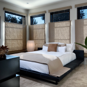 Рулонные шторы в современном дизайне