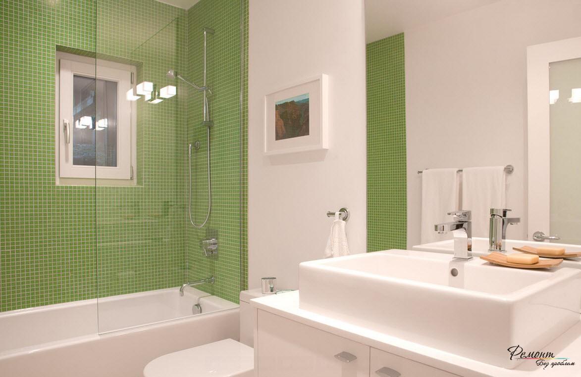 совмещение ванной комнаты с санузлом даст отличные результаты