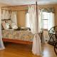 Шторы - секрет уютной спальни