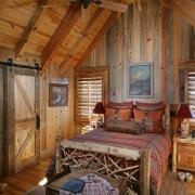 Интерьер и дизайн деревянных домов: 100 идей по обустройству и оформлению