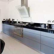 Самейная матовая кухня