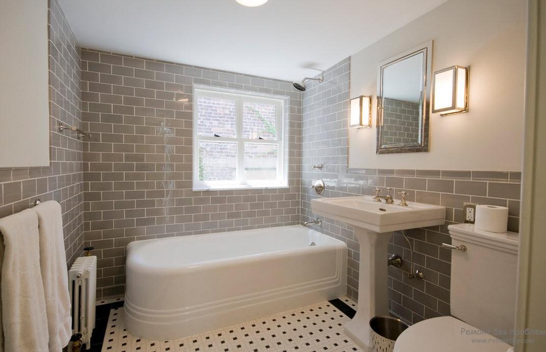 Позолоченные элементы декора для любителей шика в интерьере ванной комнаты
