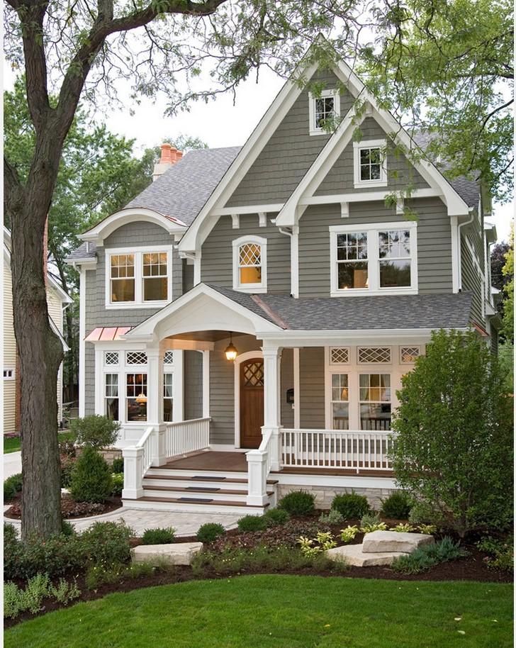 Деревянные дома фасады дизайн