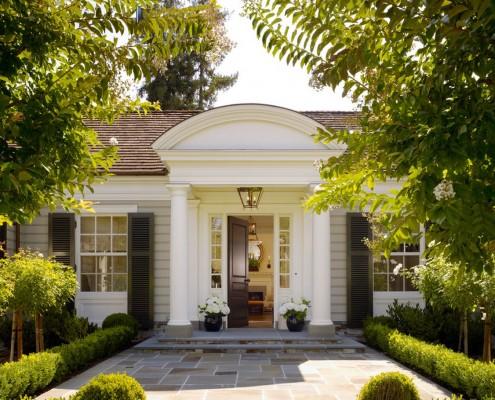 Дизайн фасада загородного дома: лучшие идеи для внешней отделки на фото