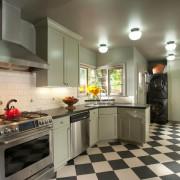 Угловая мойка на кухне – идеальное решение
