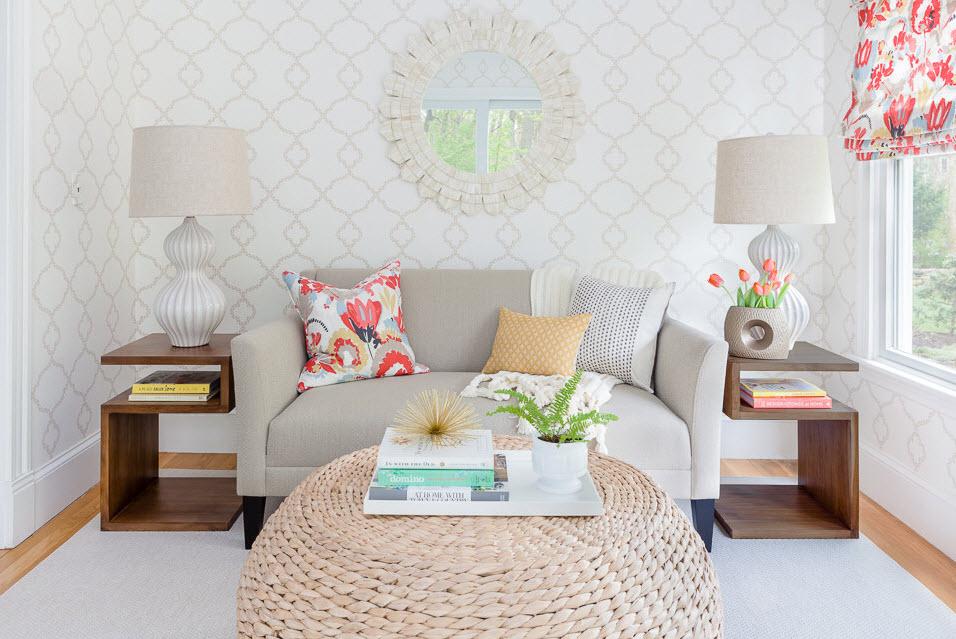 Дизайн маленькой гостевой комнаты