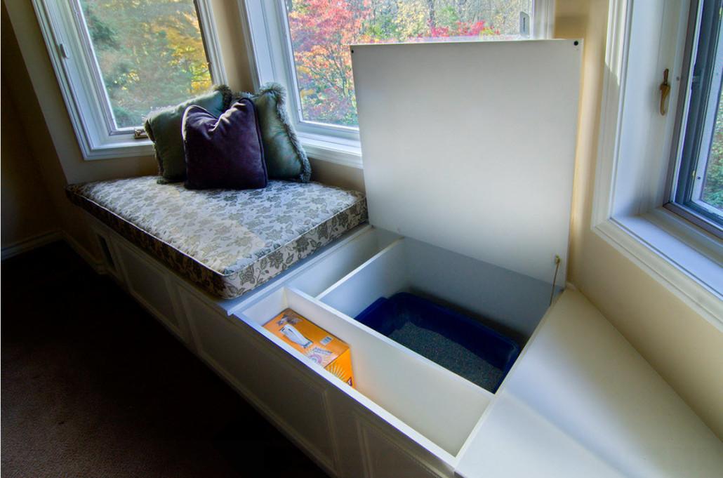 Эркер в квартире - современный дизайн интерьра 15 фото.