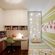 Немного красок в уютной комнатке