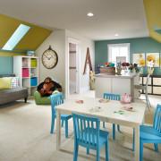 Какой цвет лучше подойдет для детской комнаты: правила сочетания и комбинации