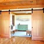 Варианты сочетания цвета двери, плинтуса и пола