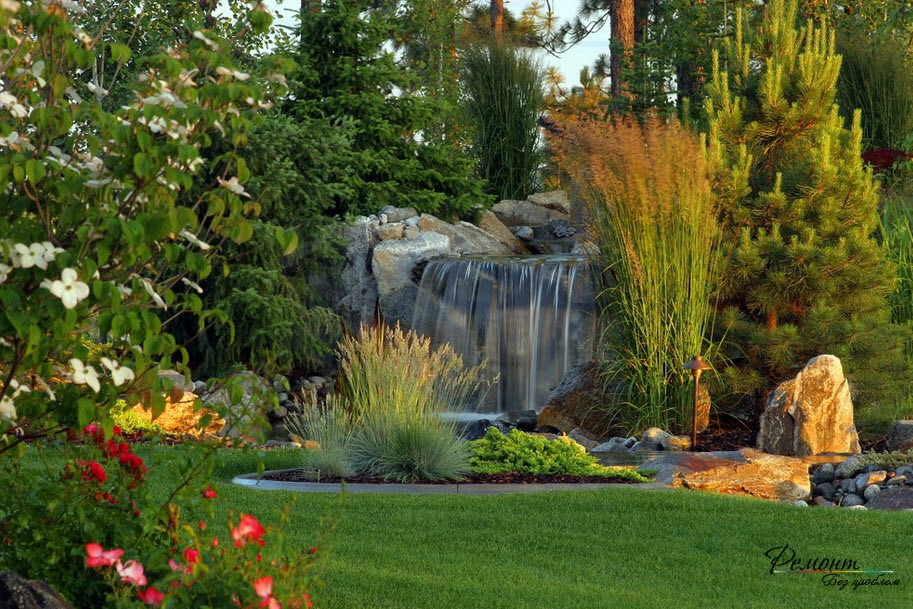 for Beautiful landscape design