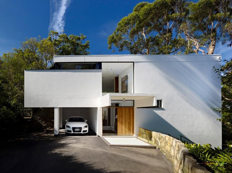 Дизайн домов внутри фото простые
