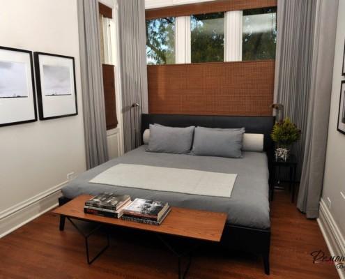 """Низкая мебель и длинные шторы """"увеличат"""" пространство"""