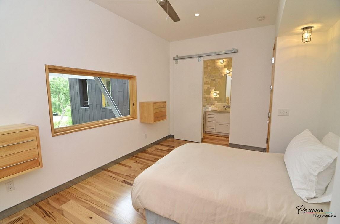 Варианты сочетания цвета двери, плинтуса и пола в дизайне квартиры