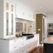 Ниши в интерьере кухни