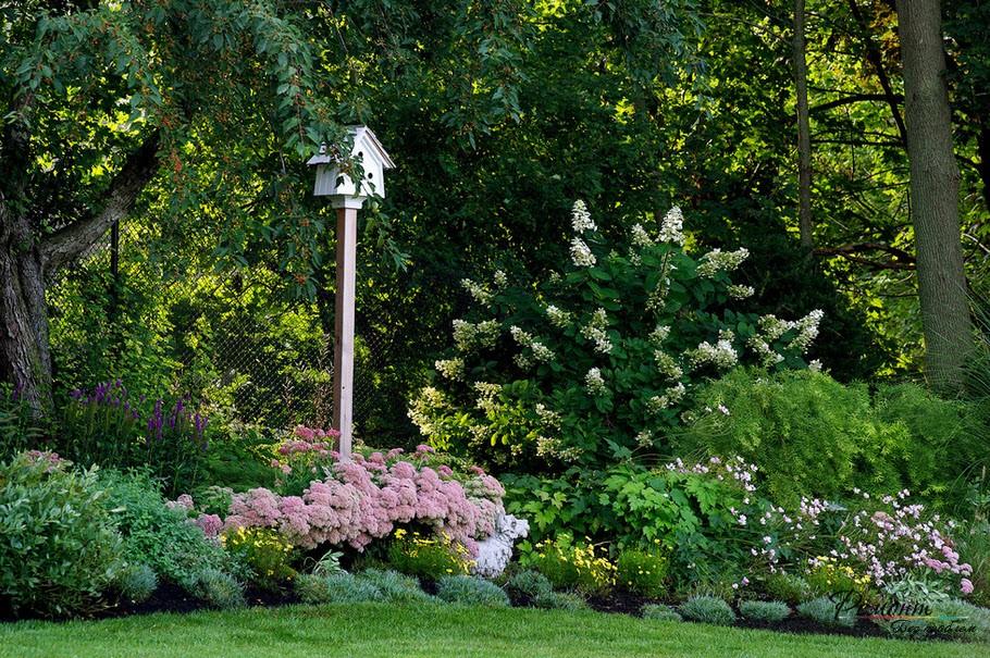 Организуя эко-сад, не забудьте соорудить скворечник