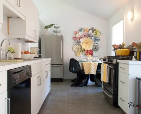 Дизайн стены кухни фото