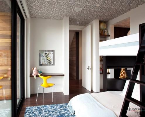 Для сегодняшней спальни характерно полное отсутствие ярких кричащих цветов