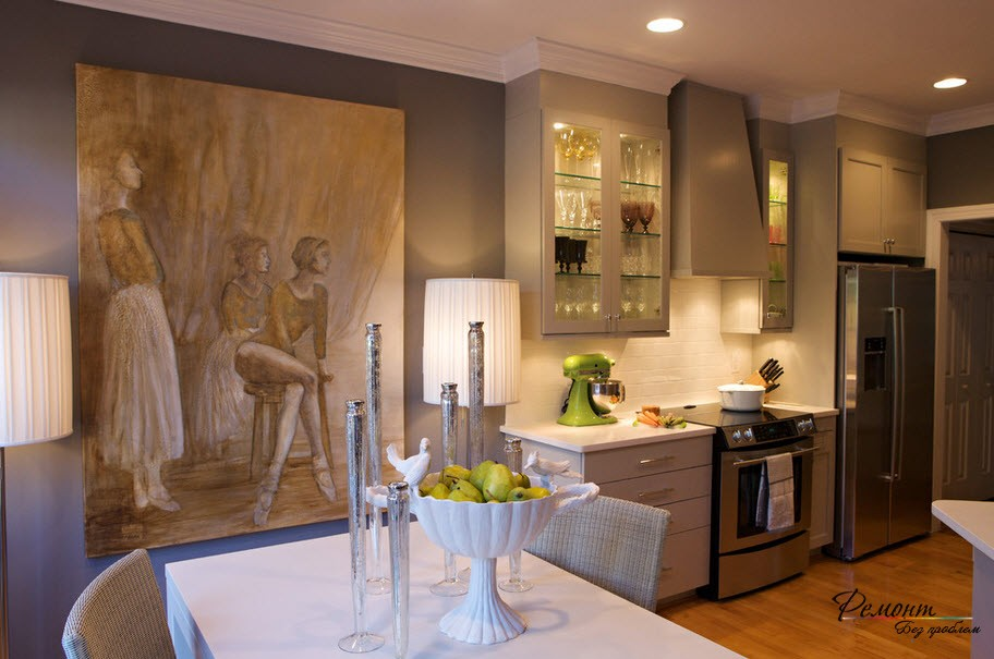 Дизайн узкой кухни - 2 на 4 метра, 9 м2, узкой и длинной