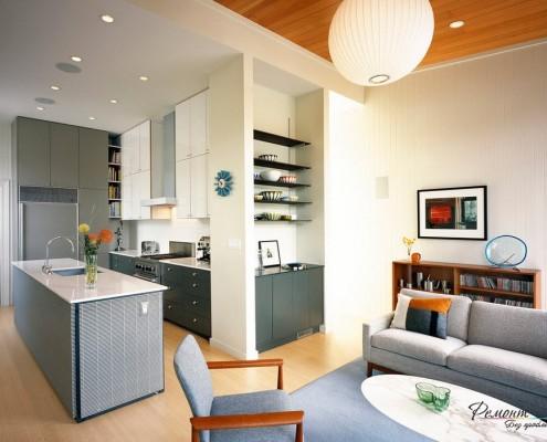 иши на кухне в современном стиле