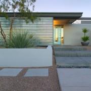 Симпатичный и культурный одноэтажный домик