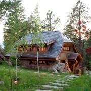 Посадка красивых деревьев - важный элемент ландшафтного дизайна