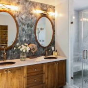 Мебель в интерьере ванной