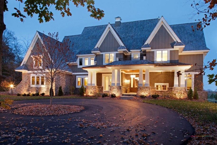 Сказочно красивый дом и место расположения