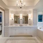 Дизайн ванной, совмещенной с туалетом