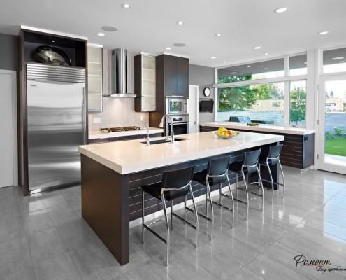 20 for Kitchen designs modern homes
