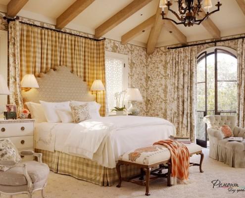 Домашний уют и атмосфера теплоты и спокойствия классического интерьера