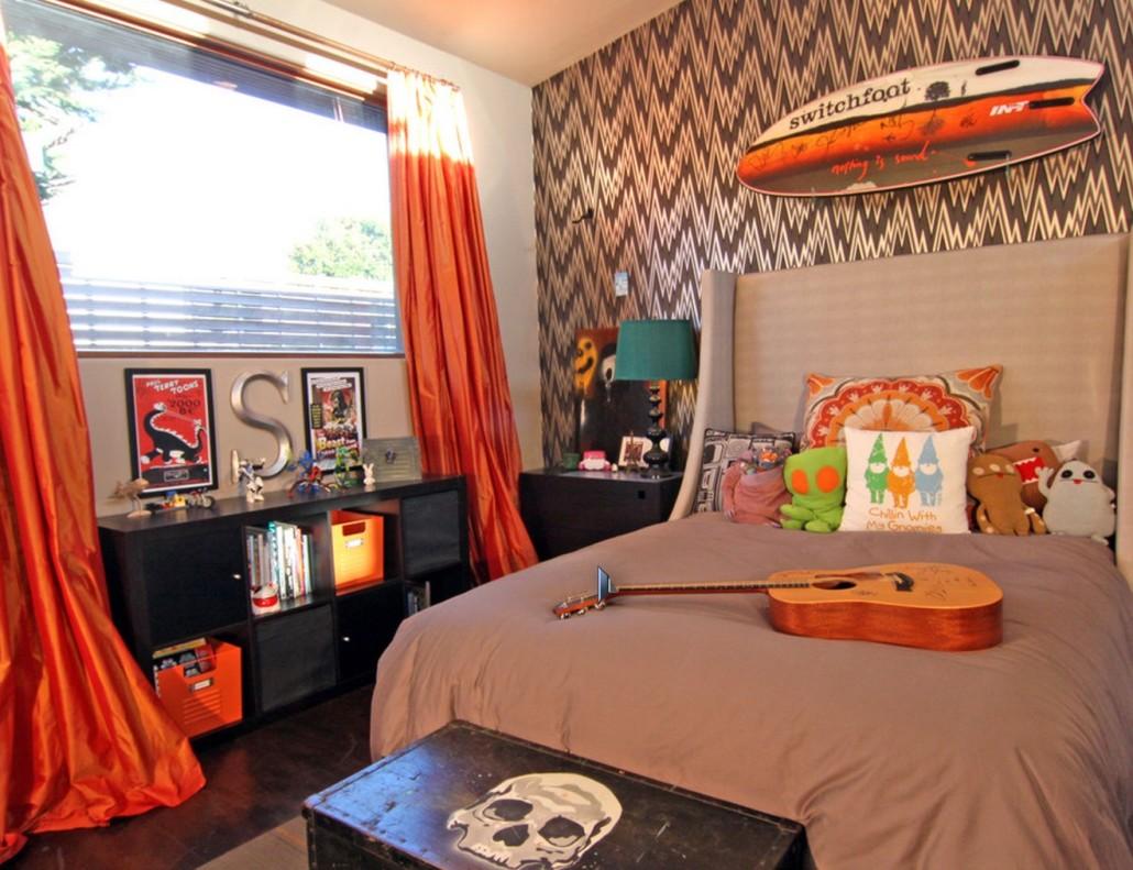 Декор комнаты для подростков