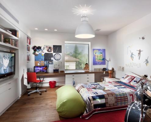 • Обязательно должен быть общий источник света, освещающий всю площадь комнаты