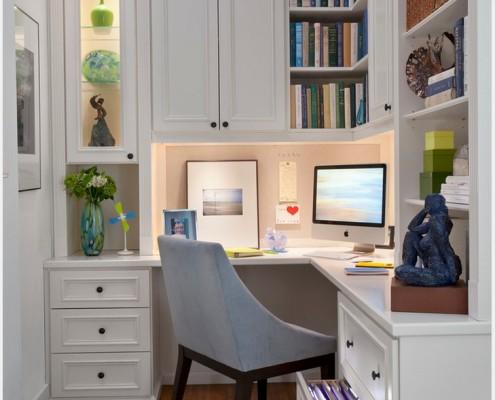 Рабочее место для работы на компьютере