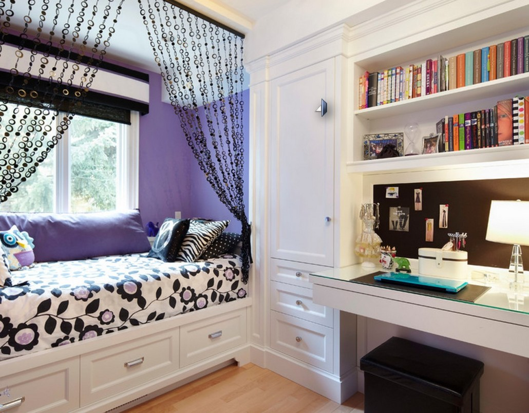 Спальни для подростка фото дизайн