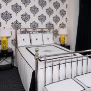 Креативное решение для спальни