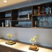 Бонсай в интерьере кухни