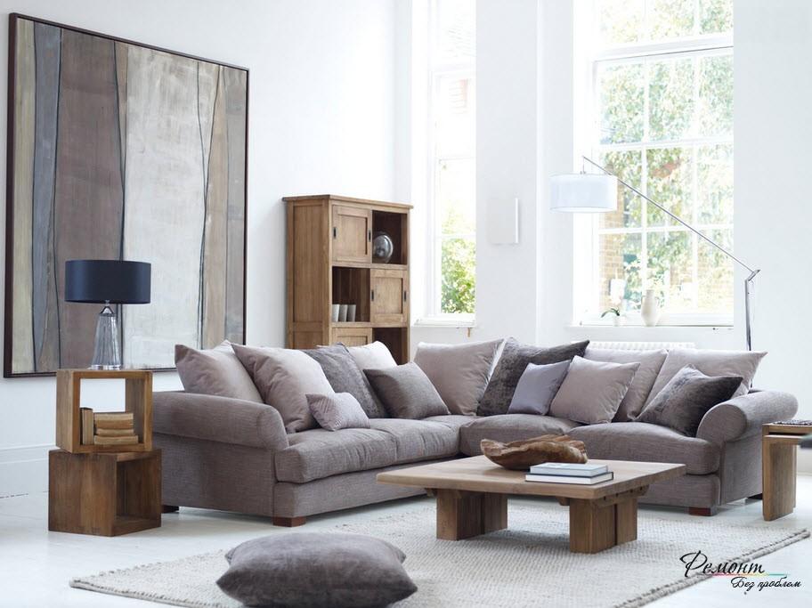 Современные дизайны квартир в стиле минимализм