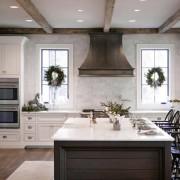 Декорирование окон кухни