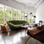 Дизайн-проект канадской квартиры в стиле лофт