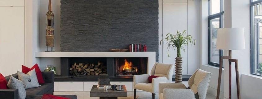 Дизайн камина для современного интерьера