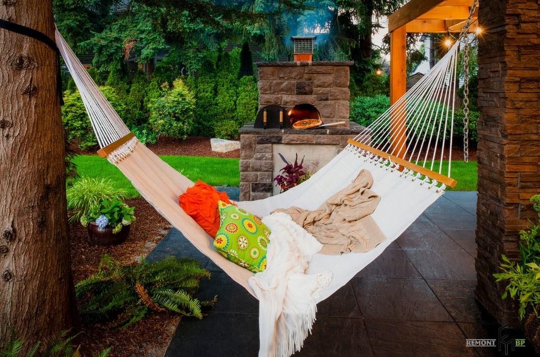 Место для сна на открытом воздухе