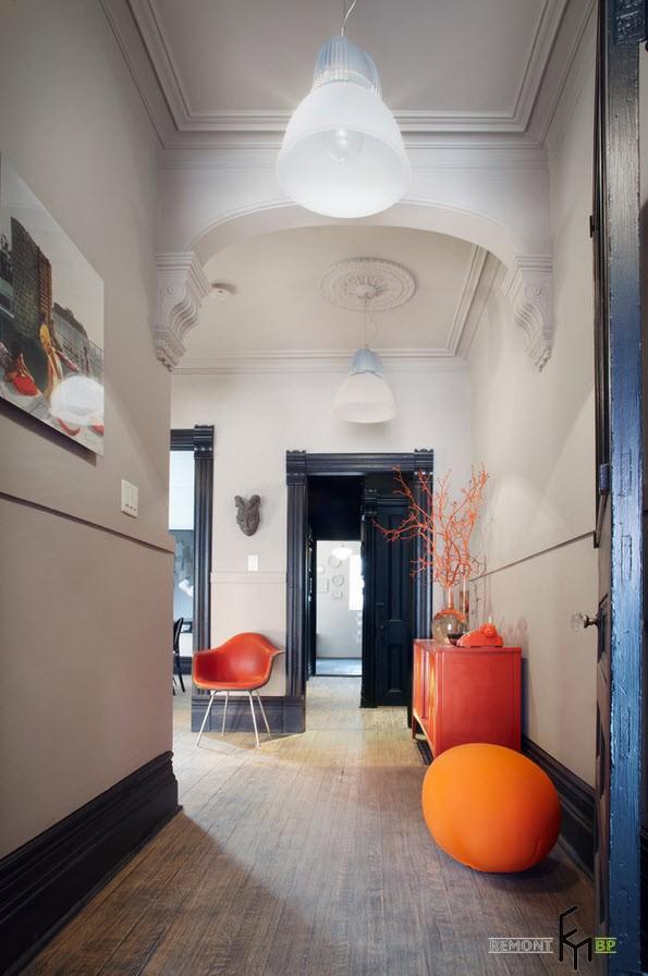 В парижских апартаментах