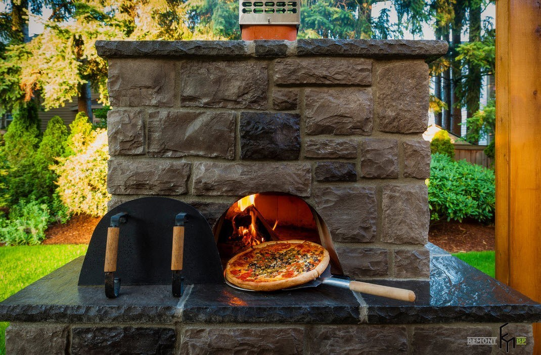 Печь для пиццы и не только