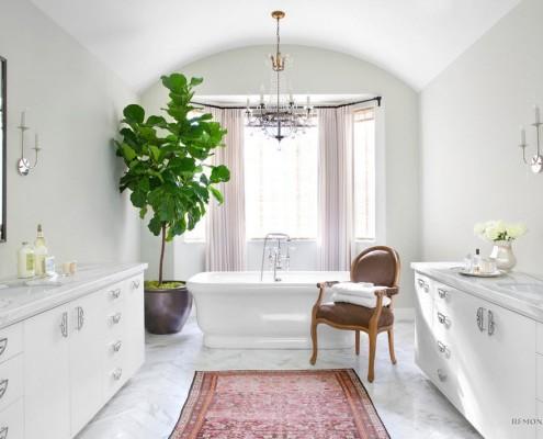 100 лучших идей классической ванной в современном оформлении на фото