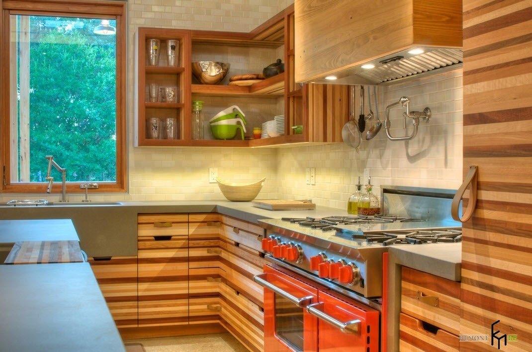 Комбинированная древесина